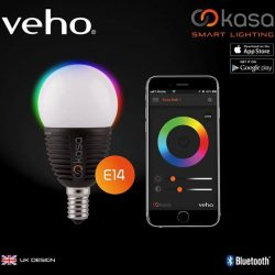 [Spaceman] Add the new Veho Singapore Kasa E14 smart LED bulb to your Kasa smart lighting collection.