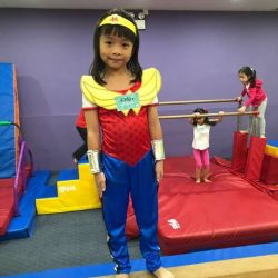 [The Little Gym] Unsure of what to do for your child's birthday celebration?