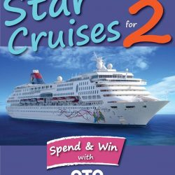 [OTO Bodycare] Fancy a FREE 3D2N Luxury Star Cruise for 2?