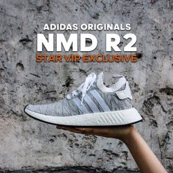 [STARTHREESIXTY] NMD R2 VIP EXCLUSIVE As a VIP perk, the first 30 gets to reserve your NMD before launch.