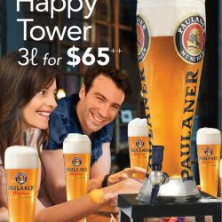 [Erwin's Gastrobar] Happy Tower for Happy people!