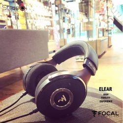 [Stereo] Inspired by Focal's flagship model Utopia, the Focal Elear headphones offer excellent comfort and elegance, for a pure high-