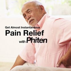 [Phiten Shop] Suffering from joint pain?