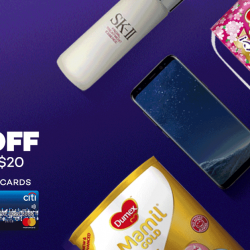 [Lazada Singapore] Enjoy up to 12% off your favourite brands with your Citi Credit Cards👏 With over 100 official brands and exclusive