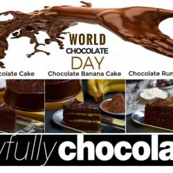 [Awfully Chocolate] Today we celebrate World Chocolate Day.