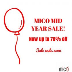 [Mico Boutique] We've just further reduced our MID YEAR SALE guys!