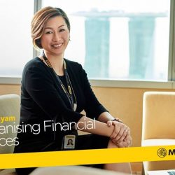 [Maybank ATM] As 2016's ABS EXSA Service Excellence Champion finalist, Yvonne Nyam is all about turning passion into action.