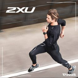 [Tangs] Get your heart racing with deals from 2XU and Manduka!