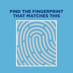 [POSB Autolobby] Can you spot the correct fingerprint?