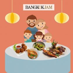 [Bangkok Jam] The weekends are all about spending time with our loved ones!