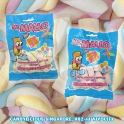 [Candylicious] Everyone's favorite sweet and soft marshmallow from Mr Mallo are now available at S$2.