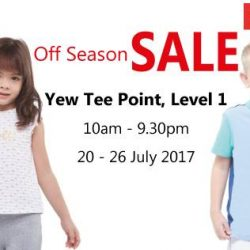 [PONEY enfants] Poney Off Season Clearance SALE at Yew Tee Point (Yew Tee MRT Station) Level 1.