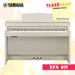 [YAMAHA MUSIC SQUARE] Clavinova Special Sale - New Display Set!