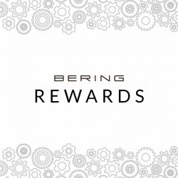 [BERING] Introducing the BERING Rewards Card – receive a stamp with every $100 nett spent in BERING stores from now until 31