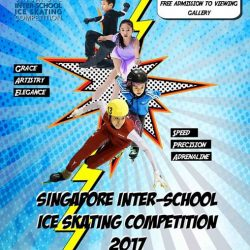 [THE RINK] Drop by The Rink to see local talents whizz across the ice and compete against each other at the Singapore