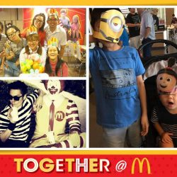 [McDonald's Singapore] McDonald's Singapore has something very special planned this National Day, and they want you to be a part of