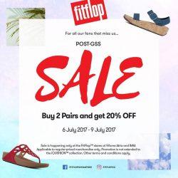 [FitFlop] MISSED US?