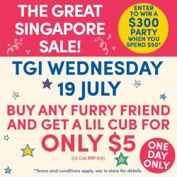 [Anna Nucci] This week's greatsingaporesale offer - WEDNESDAY ONLY Don't miss out.