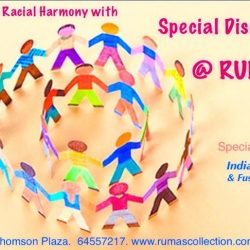 [Peach Garden] This JULY enjoy SPECIAL OFFERS @ RUMA'S !