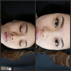 [URBANHAIR GINRICH AVEDA] Misty brow/ makeup brow/ powdered brow Feel free to msg or call for consultationBy: WING CHEN
