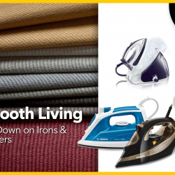 [Vine Vera] Treat your garments with some TLC with our top linen care deals!