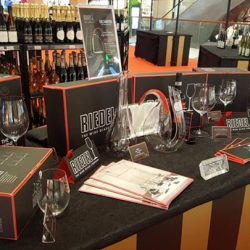 [Riedel] The popular Riedel Anniversary value packs are now available at Bottles & Bottles Wine Fair at Suntec City, West Atrium from
