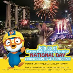 [Pornro Park Singapore] National Day is coming- celebrate National Day with a view!