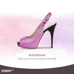 [OSIM] Do you know the difference between pumps and platform heels?