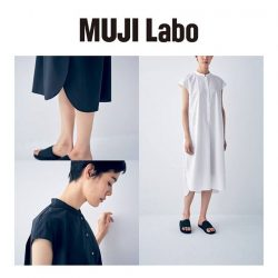 [MUJI to GO] MUJI Labo began as a special project in 2005 to explore basic concepts in apparel from a free and creative
