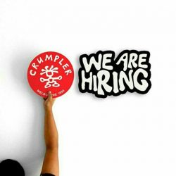 [Crumpler] Wanna be part of our sales team?