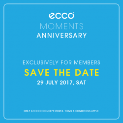 [ECCO] To all ECCO MOMENTS members!