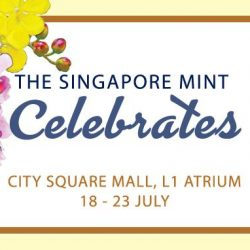 [Otaru Suisan] Join in the celebration of The Singapore Mint's opening with their exclusive fair at L1 Atrium, from 18 to