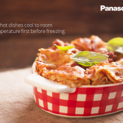 [Panasonic] Besides freezing your food uniformly and avoid spoilage, this tip also helps prevent heating and damaging other contents in your