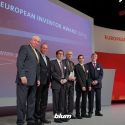 [Blum & Co] Blum's efforts for innovation was rewarded in 2013.
