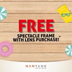 [Nanyang Optical] Need a new pair of spectacle?