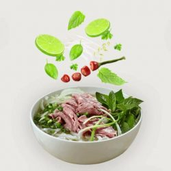 [Food Republic] TruthyFoodie Fresh herbs are essential to enhance the Vietnamese cuisine, adding fragrance and flavour.