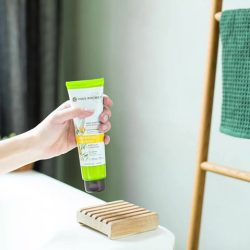 [BHG Singapore] Our little secret for healthy hair: our Nutri-Silky Conditioner that is silicon-free, colorant-free and paraben-free ;) Get