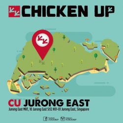 [CHICKEN UP] It's hard to find a hangout spot with a good food and relaxing ambiance, perfect for drinking and snacking