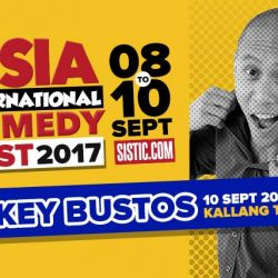 [SISTIC Singapore] Tickets for Mikey Bustos Live in Singapore goes on sale on 13 July.
