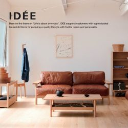 "[MUJI Singapore] Base on the theme of ""Life is about everyday"", IDÉE offers a sophisticated range of household items for pursuing"