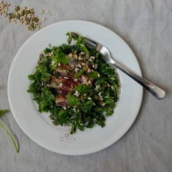 [My Type Store] Combine tuna and kale in a salad to make a dish that is incredibly beneficial to nearly every blood type