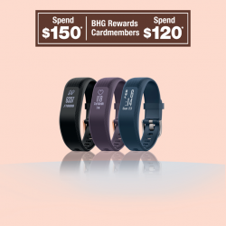 [BHG Singapore] BHG July Purchase-with-Purchase (7 - 23 July): Get to purchase these wellness items or activity tracker at an unbeatable