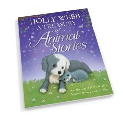 [Junior Page] A Treasury of Animal Stories Holly WebbPerfect for sharing at bedtime, this beautiful treasury features eleven delightful animal stories