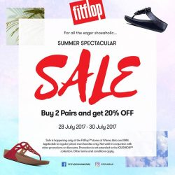 [FitFlop] Calling all Shoe-A-Holics!
