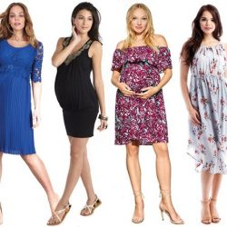 [Maternity Exchange] New maternity and nursing fashion styles just in.