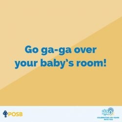 [POSB Autolobby] Do you go ga-ga over beautifully decorated baby rooms?