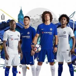 [WESTON CORP] WEAR THE NEW CHELSEA FC NIKE CLUB KIT AND SHOW US YOUR PRIDE.
