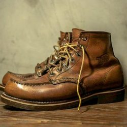 [Red Wing Shoe] Make a guess what boots model is this?