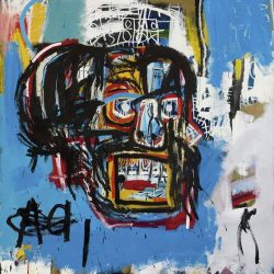 [Action City] Joining the rarefied $100 million-plus club in a salesroom punctuated by periodic gasps from the crowd, Jean-Michel Basquiat'