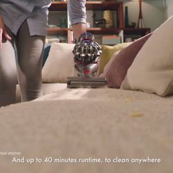 [Dyson] Dyson cord-free machines don't just clean floors.